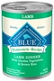 Blue Buffalo Homestyle Wet Dog Food, Lamb, Vegetables & Rice, 12.5 oz, 12 Pack