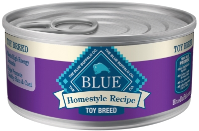 Blue Buffalo Homestyle Wet Dog Food Small Breed Recipe, Fish, Vegetables & Sweet Potatoes, 5.5 oz, 24 Pack