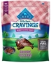 Blue Buffalo Kitchen Cravings Homestyle Dog Treats, Savory Sizzlers (Pork), 6 oz