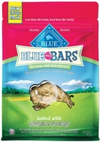 Blue Buffalo Mini Bar Natural Dog Treats, Apple & Yogurt, 20 oz