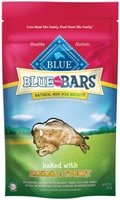Blue Buffalo Mini Bar Natural Dog Treats, Banana & Yogurt, 8 oz
