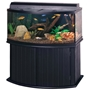 Bowfront Popular Stand 72 Gal