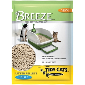 Breeze Cat Litter Pellets, 3.75 lb - 6 Pack