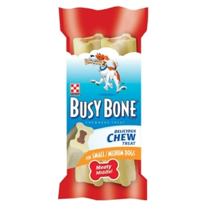 Busy Bone Large, 7 oz - 8 Pack