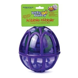 Busy Buddy Kibble Nibble Food and Treat Activity Ball