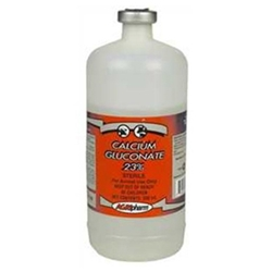 Calcium Gluconate 23%, 500 ml