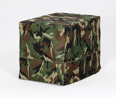 Camo Green Crate Cover 48 in