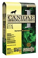 Canidae Chicken & Rice Dry Dog Food, 15 lbs