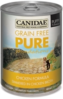 Canidae Grain-Free Pure Foundations for Puppies Canned Dog Food, 13 oz, 12 Pack