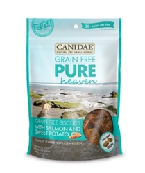 Canidae Grain-Free Pure Heaven Dog Biscuits, Salmon & Sweet Potato 11 oz