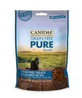 Canidae Grain-Free Pure Taste Cat Treats, Game Bird, 3 oz