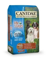 Canidae Large Breed Dry Dog Food, Duck Rice & Lentil, 30 lbs