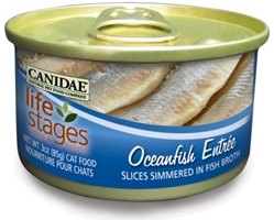 Canidae Life Stages Oceanfish Entree Canned Cat Food, 3 oz, 12 Pack
