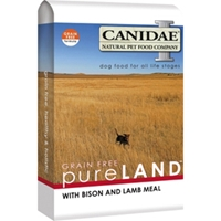 Canidae Pure Land Dog Food, 5 lb - 6 Pack