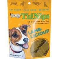 Canidae Tidnips Lamb & Rice Dog Treats, 6 oz
