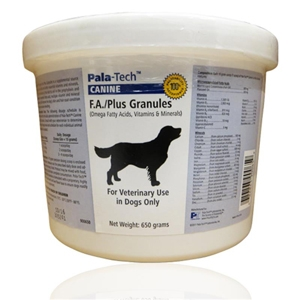 Canine F.A./Plus Granules, 650 gm