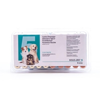 Canine Solo Jec 5 Vaccine, 25 x 1 ml ds