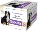 Canine Spectra 5, Box of 25