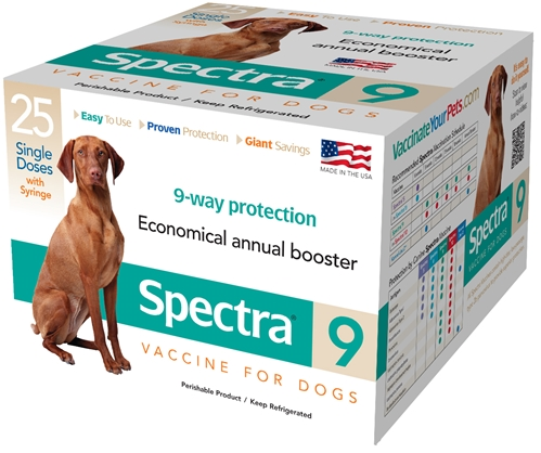 Canine Spectra 9, Box of 25