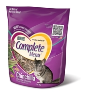 CareFRESH Complete Menu, Chinchilla, 2 lbs