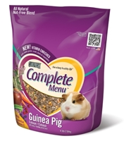 CareFRESH Complete Menu, Guinea Pig, 4.5 lbs