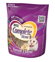CareFRESH Complete Menu, Hamster & Gerbil, 2 lbs