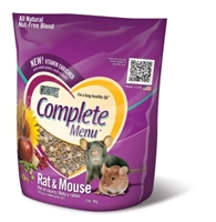 CareFRESH Complete Menu, Rat & Mouse, 2 lbs