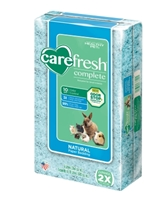 CareFRESH Complete Natural Paper Bedding, Blue, 10 L
