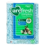 CareFRESH Complete Natural Paper Bedding, Blue, 23 L