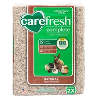 CareFRESH Complete Natural Paper Bedding, Vendor Bag, 60 L