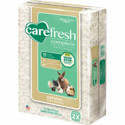 CareFRESH Complete Ultra Natural Paper Bedding, 50 L