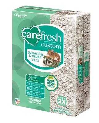 CareFRESH Custom Guinea Pig & Rabbit Natural Bedding, 60 L