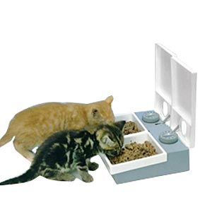 Cat Mate C20 Automatic Pet Feeder