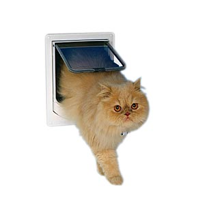 Cat Mate Electromagnetic Cat Door for Large Cats