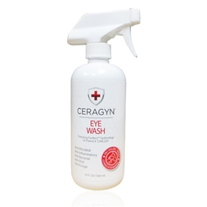 Ceragyn Eye Wash Formula, 16 oz