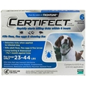 Certifect for Dogs 23-44 lbs, 6 Month (Blue)