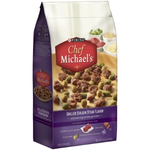 Chef Michael's Dog Food Grilled Sirloin, 4.5 lb - 5 Pack