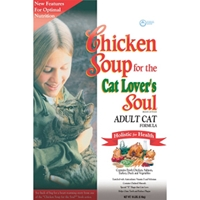 Chicken Soup Adult Cat Formula Dry Food, 18 lb