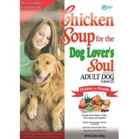 Chicken Soup Adult Dog Formula Dry Food, 35 lb