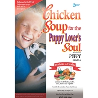 Chicken Soup Puppy Formula Dry Food, 18 lb