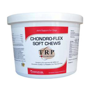 Chondro-Flex DS for Dogs, 120 Soft Chews
