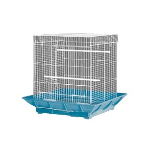 "Clean Life Bird Cage, 18"" x 18"" x 24"" - 4 Pack"