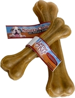 Compressed Rawhide Bone, 8.5 inches