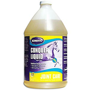 Conquer Liquid Joint Care for Horses, 128 oz