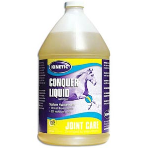 Conquer Liquid Joint Care for Horses, 64 oz