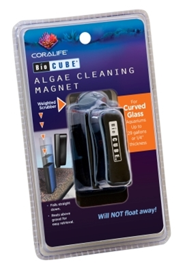 Coralife Bio Cube Algae Cleaning Magnet