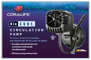 Coralife Bio Cube Circulation Pump, 250 gph