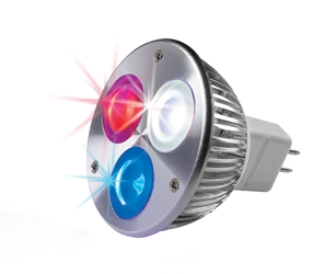 Coralife LED Tri Lamp Trichromatic