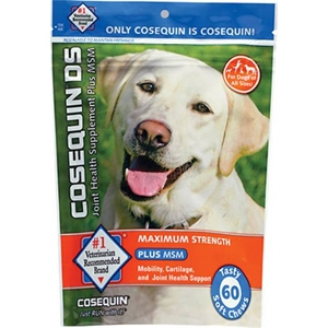 Cosequin Maximum Strength Plus MSM 60 soft chews