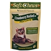 Cranberry Relief Plus Catnip Soft Chews for Cats, 50 Soft Chews